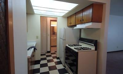 Kitchen, Oakview Manor, 0
