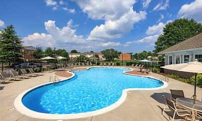Pool, Belmont Hills, 1