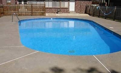 Pool, Briarwood Condominiums, 2