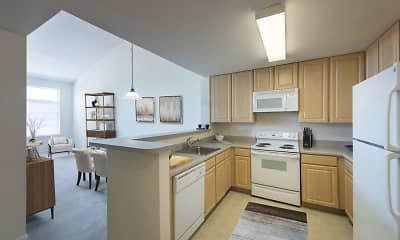 Kitchen, 20 Lambourne, 0