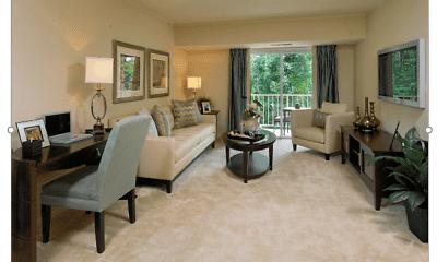 Living Room, Colvin Woods, 2