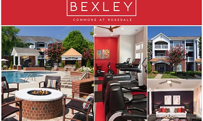 Bexley Commons At Rosedale, 2