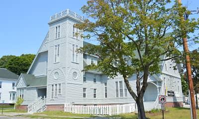 Building, Clark Lofts on Pleasant, 1
