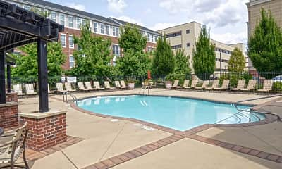 Pool, 100 Park at Wyomissing Square, 2