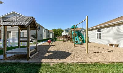 Playground, Fieldstone Place Apartments, 1