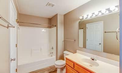 Bathroom, Somerfield Village Center, 2