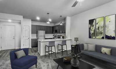 Living Room, Camden Vantage, 1