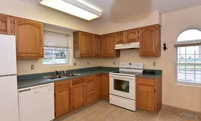 Kitchen, Burnham Rentals- Houses, 1