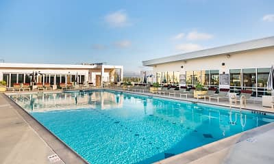 Pool, Fusion Apartments, 0