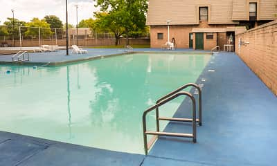 Pool, York Terrace East, 0