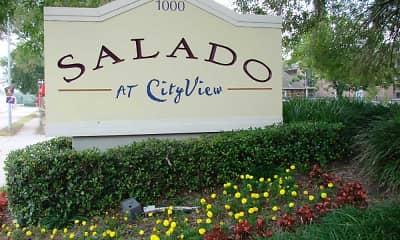 Community Signage, Salado At Cityview, 0