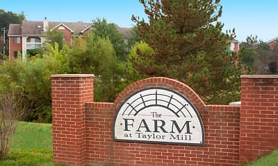 Community Signage, The Farm At Taylor Mill, 2