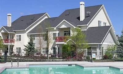 Pool, Birches at Brandt's Landing, 1