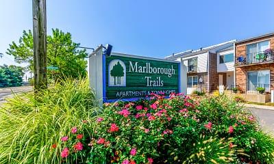 Community Signage, Marlborough Trails, 2