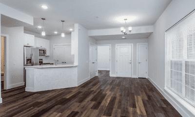 Living Room, Baytowne Apartments, 0