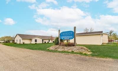 Community Signage, Creekside Cottages, 2