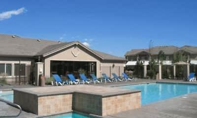 Pool, Horizons At South Meadows, 2