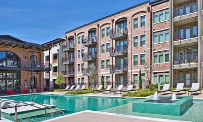 Building, The Canal Apartments & Townhomes, 0