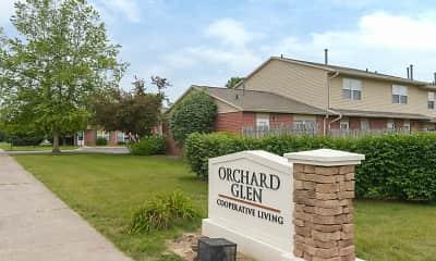 Community Signage, Orchard Glen, 2