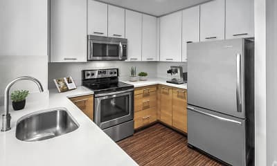 Kitchen, Camden South Capitol, 1