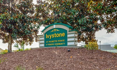 Community Signage, Ivystone at Palmetto Pointe, 2