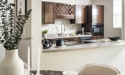 Kitchen, Broadmoor At Jordan Creek, 2