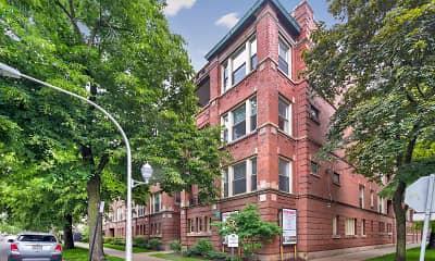 Building, 1702 W Estes Avenue, 1