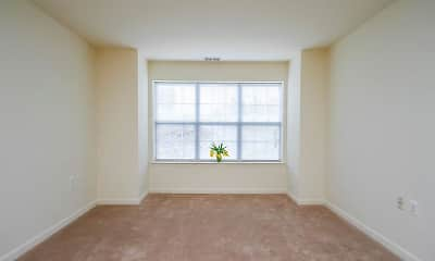 Living Room, Sunnybrook Apartments, 1