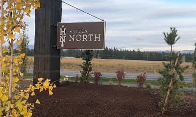 Community Signage, Villas at Hayden North, 0