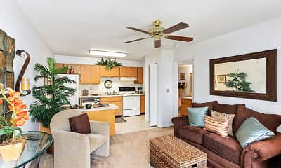 Living Room, The Shorebird, 1