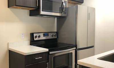 Kitchen, Hilands, 1