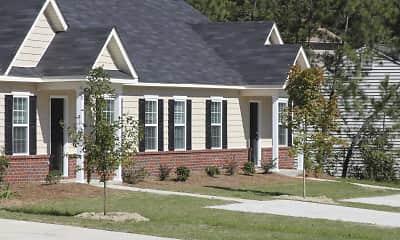 Building, Brookwood Landing, 1