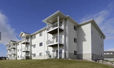 Building, Hawk Pointe Apartments, 1