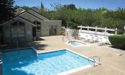 Pool, Emeritus Park Senior Apartments, 1