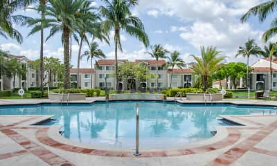 Pool, Miramar Lakes Apartments, 0