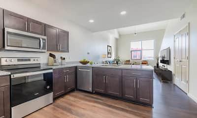 Kitchen, Factory 243, 0