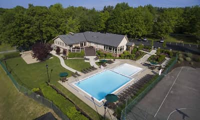 Pool, Hickory Hills, 1