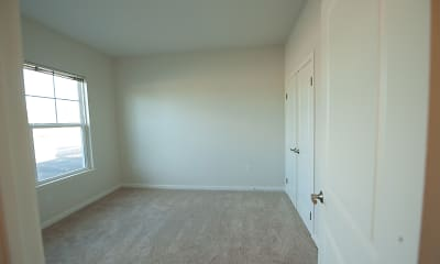Bedroom, The Townhomes at Stonebriar Glen, 2