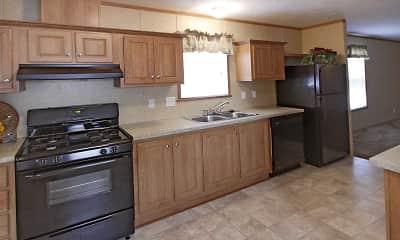 Kitchen, Clear Water, 0