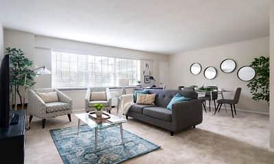 Living Room, Rosemont Plaza, 0