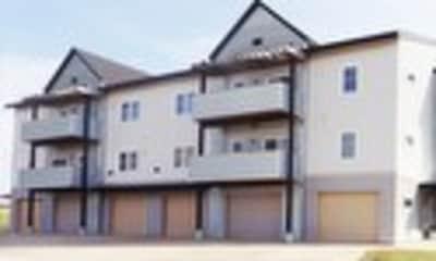 Building, Prairie Heights, 2