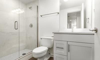 Bathroom, Eagle Gate Apartments, 0