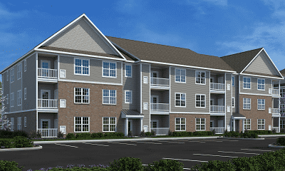 Building, Mi Place at Wayside, 0