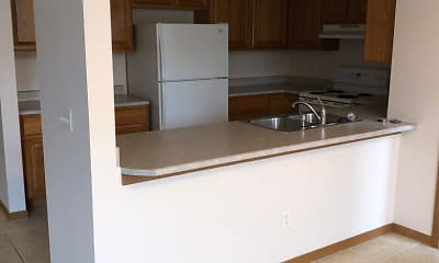 Kitchen, Long Beach Cove Villas, 1