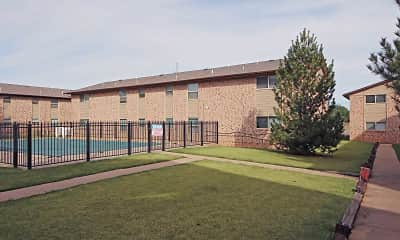 Pool, Fox Valley Apartments, 0