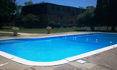 Pool, Towne Point, 2