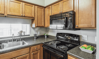 Kitchen, The Point at Crofton, 0