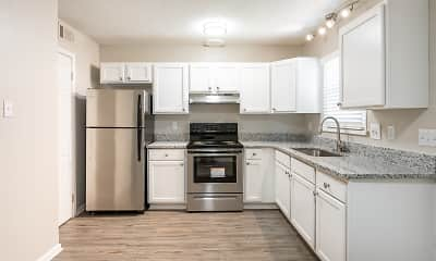 Kitchen, Wynsum Townhomes, 0