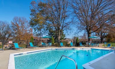 Pool, Nob Hill, 1