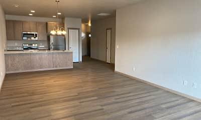 Living Room, Maplewood Villas, 1
